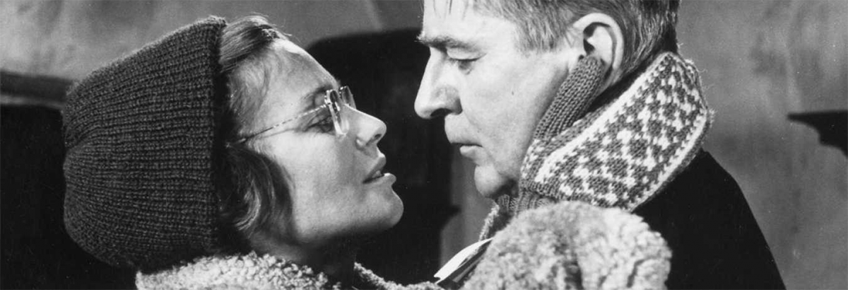 Les Communiants de Ingmar Bergman