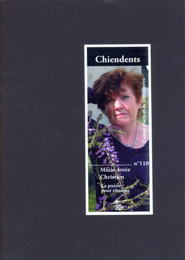 Chiendents n° 118 : Marie-Josée Christien