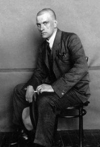 Cladimir Maïakovsky 1924