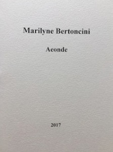 Marilyne Bertoncini, Aeonde