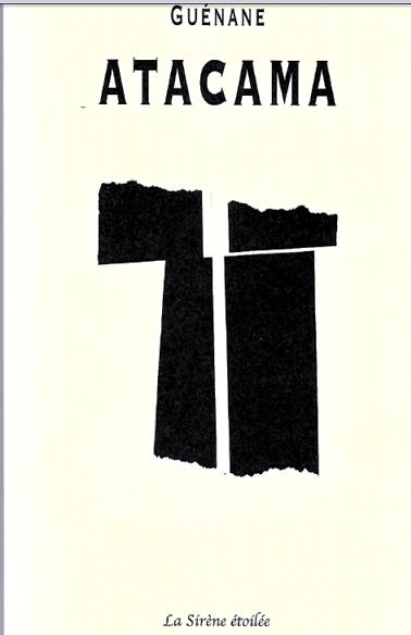 GUÉNANE, Atacama, Illustrations de Gilles PLAZY, Editions La Sirène étoilée