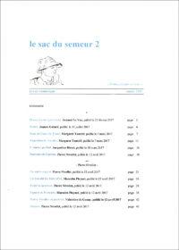Le Sac du Semeur, revue numérique