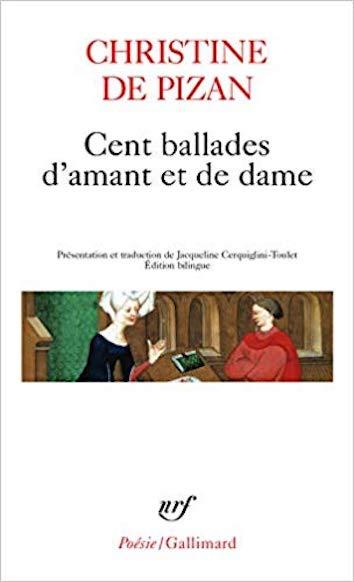 Christine De Pizan Cent Ballades Damant Et De Dame